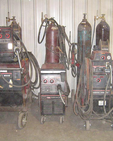 Lincoln Welding Machines