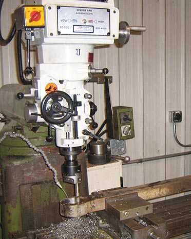 Lathe & Milling Machine