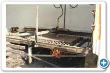 CNC Cutting Table